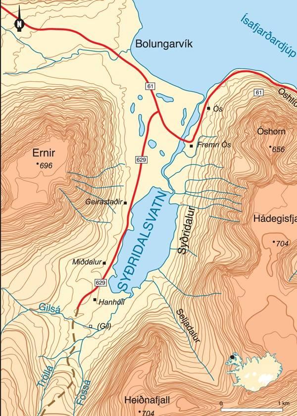 Syðridalsvatn