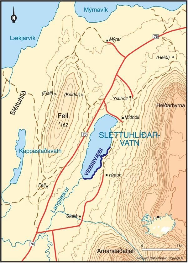 Sléttuhlíðarvatn