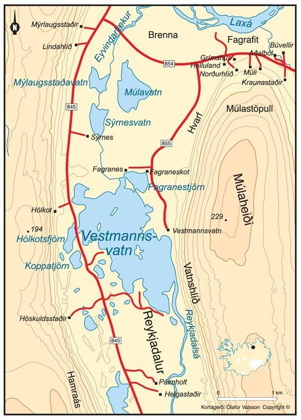 Vestmannsvatn