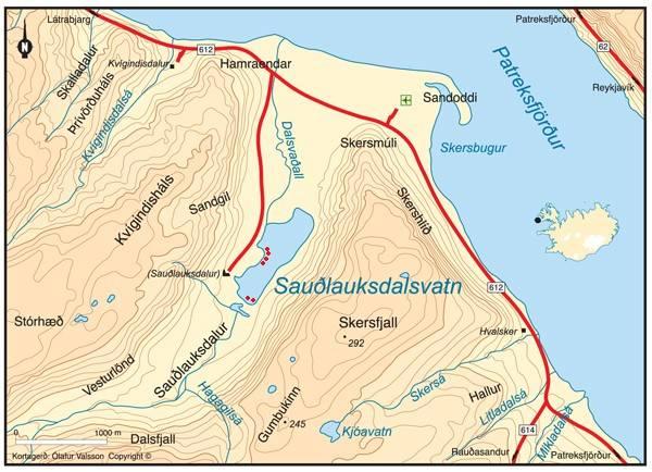 Sauðlauksdalsvatn