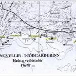 Heildaryfirlit á veiðisvæði þjóðgarðs
