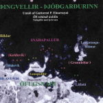 Kort af Öfugsnáði