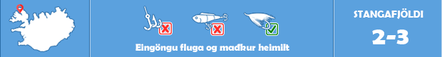 Laugardalsá - Veiðistaðavefurinn