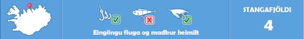 Ólafsfjarðará - Veiðistaðavefurinn