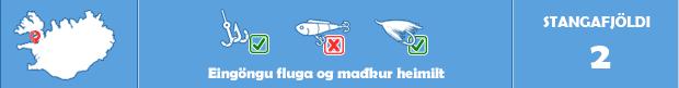 Dunká - Veiðistaðavefurinn