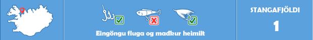 Tjarnará á Vatnsnesi - Veiðistaðavefurinn