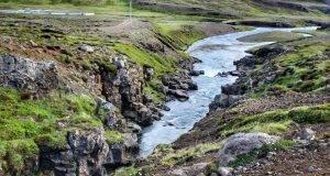 Efri Haukadalsá - Veiðistaðavefurinn