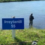 Veiðisvæðið Þreytandi í Eystri Rangá