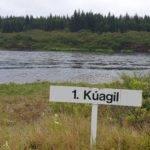 Veiðisvæðið Kúagil í Soginu